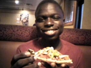 Daniel's pizza
