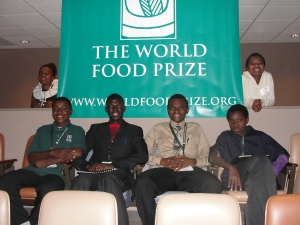WFP students