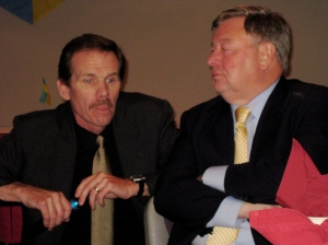 Del Christensen and Bob Anderson