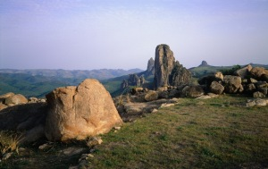 A picture of Nigeria's gorgeous terrain.